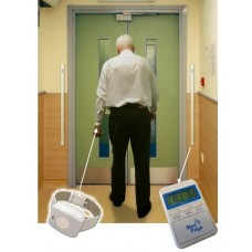 DWSYS Wristband activated door egress alarm DoorWatcher