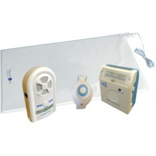 FALL-SYS01 Home fall detection pendant with bed leaving monitor and carer notification alarm