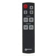GMRC Easy to use TV remote control - simplifies control of TV