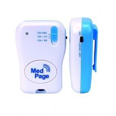 MPPL2 Tone & vibration alert radio pager for Medpage-Easylink transmitters