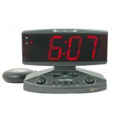 Wake N Shake v3 Jumbo vibrating alarm clock with flashing telephone ring indicator GWNSJV3