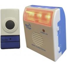 NMDDB1K2 Wireless flashing light doorbell for deaf people