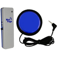 NMDTX-LIB01 Long range alarm notification transmitter with large surface area Jelly Switch