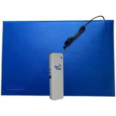 NMDTXM04FP TumbleCare Large non-slip floor pressure mat sensor with alarm transmitter