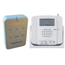 TUMMSKIT Narrow beam PIR movement sensor with alarm pager