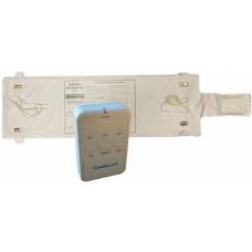 TUMWPASKIT Dual sensor bed pressure mat body detection alarm with caregiver alarm pager