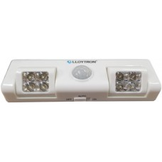 Battery powered PIR activated light YBZP2